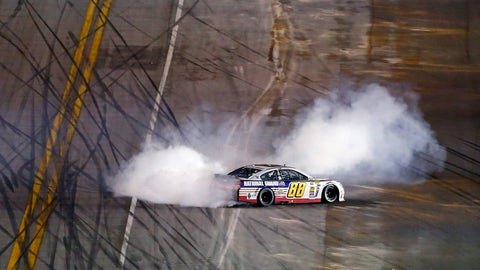 One year later: Dale Earnhardt Jr.'s 2014 Daytona 500 win