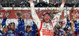 After rain, NASCAR's favored son shines — and changes everything