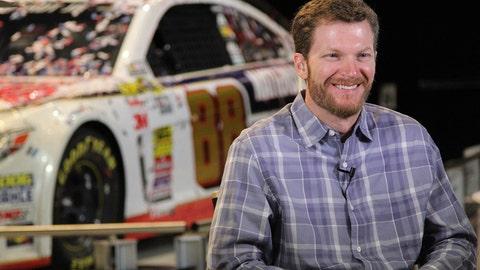 Dale Jr.'s post-Daytona media blitz