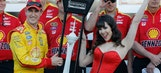 Thursday and Friday scenes from Sin City: It's NASCAR in Vegas