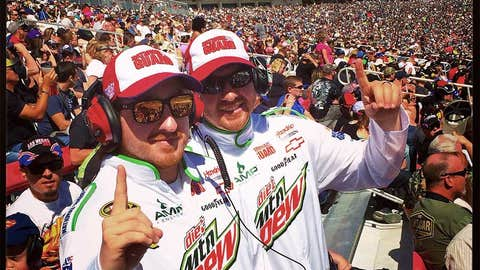 Raceday Las Vegas excitement