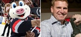 NASCAR on ice: Bowyer shines at Carolina Hurricanes NHL game