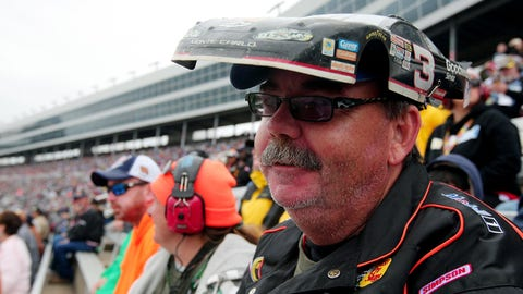 Photos: Fast cars and fun times for NASCAR fans