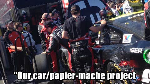 What Happened in 'Dega: Talladega Superspeedway Photo Diary