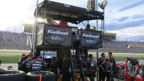 Photos: Spending race day with Ryan Newman
