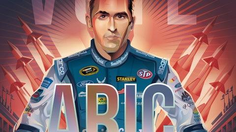 Sprint Fan Vote Top 10 Drivers: Aric Almirola