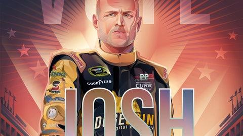 Sprint Fan Vote Top 10 Drivers: Josh Wise