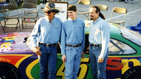 Photos: Remembering the life of Adam Petty