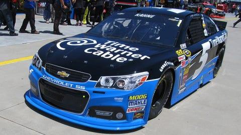 Photos: NASCAR Sprint All-Star Race garage pass