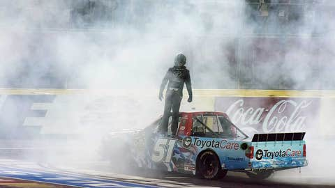 Photos: Fun-filled Friday at Charlotte Motor Speedway