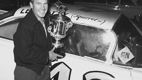 Lee Petty, Class of 2011