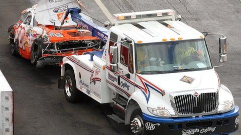Photos: Dover crashes
