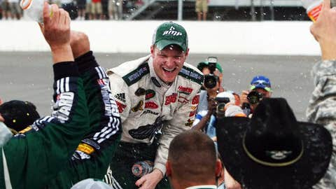 Why Dale Earnhardt Jr. loves Michigan