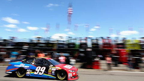 Photos: Pocono Raceway paint schemes