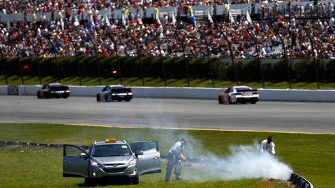 Photos: Fun in the sun at Pocono Raceway