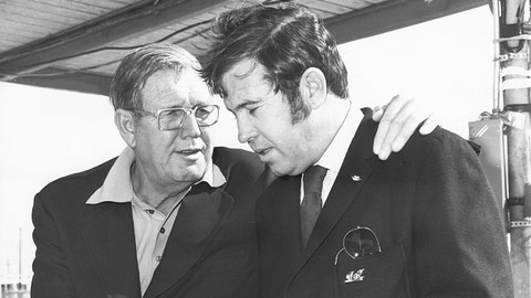 Looking back on NASCAR dads