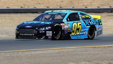 Photos: Sonoma Raceway paint schemes