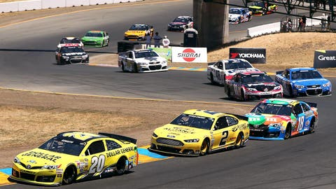 Studs and Duds: The Toyota/Save Mart 350 at Sonoma Raceway