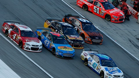 Photos: Night race in the Bluegrass State
