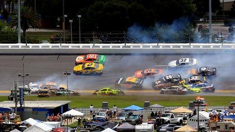 Daytona Crash No. 2