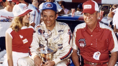 Remembering Benny Parsons