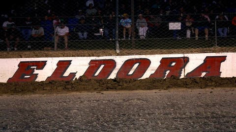 Photos: Looking back on last year's Eldora truck race