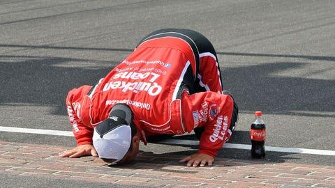 Indianapolis Motor Speedway, 1