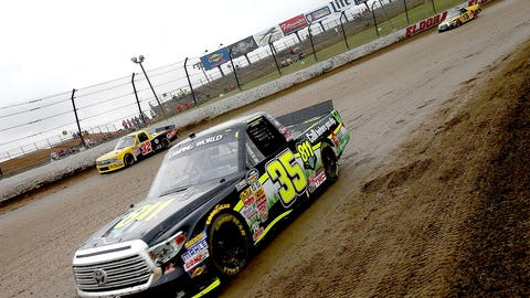 Welcome to the dirty side: Trucks return to Eldora