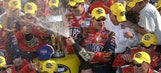 Photos: Celebrating 20 years of winning races with Jeff Gordon