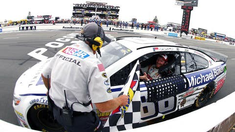 Pictures from Dale Jr.'s Pocono sweep