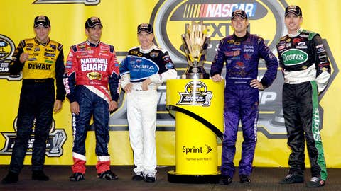 Photos: Looking back on Carl Edwards' wild ride at Roush Fenway Racing