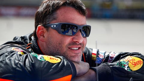 Looking back on Tony Stewart's 2014 season to date