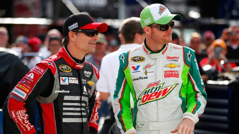 Locked in: A pictorial look at the 14 drivers who are Chase-bound