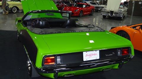 Top down: It's hot convertibles at Barrett-Jackson