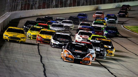 Photos: Racing under the lights at Atlanta Motor Speedway