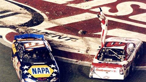 Daytona redemption