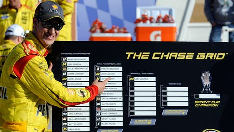 Talladega: The Chase's 'Wild Car' Race