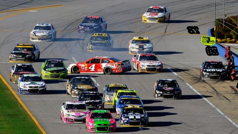 Photos: Elimination day at Talladega Superspeedway