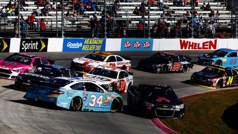 Photos: Dale Earnhardt Jr.'s big day at Martinsville