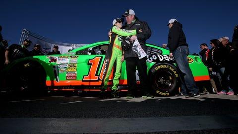 NASCAR Wonka examines the Danica Patrick-Kurt Busch swap
