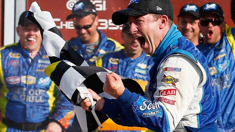 Photos: 2014 NASCAR Sprint Cup Series year in review