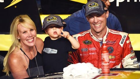Photos: Kevin Harvick wins his first NASCAR Sprint Cup Series championship