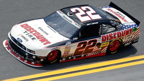 Photos: Best NASCAR Nationwide Series paint schemes of 2014