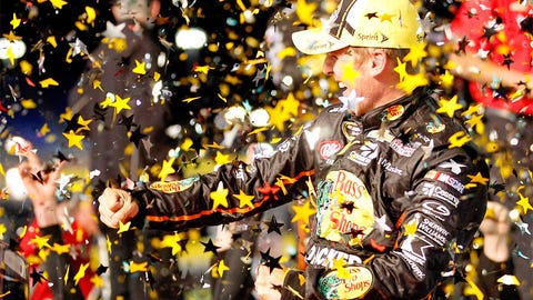 Million-dollar man: Jamie McMurray's 2014 season in photos