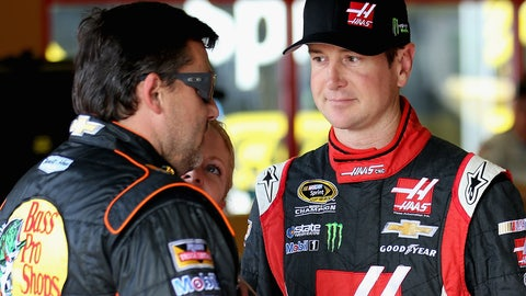 Photos: Kurt Busch's first season with Stewart-Haas Racing