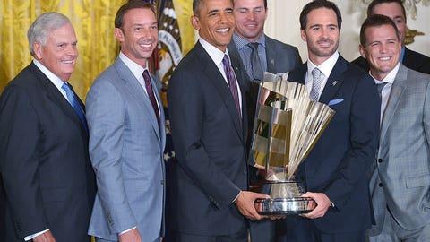 Photos: Jimmie Johnson's season of struggles in 2014