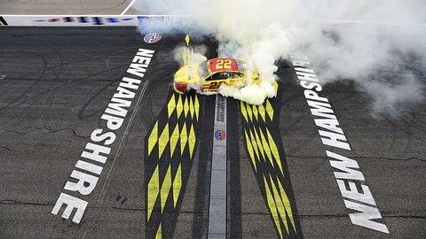 Photos: Joey Logano's 2014 season