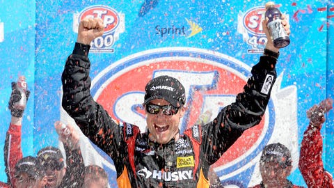 8. MATT KENSETH, 22