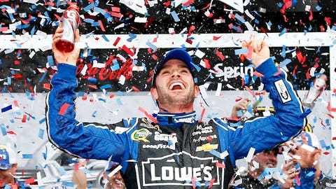 1. JIMMIE JOHNSON, 56
