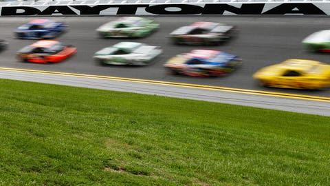 Daytona International Speedway -- summer